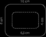Sorbact Secure 8x10 cm_2